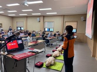 통합자원봉사지원단 2차 교육